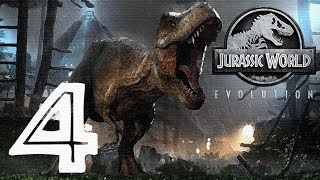 Jurassic World Evolution Gameplay HD - Chaos Theory - Live Stream 4