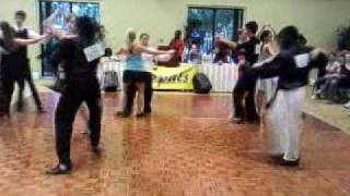 spats continental tango