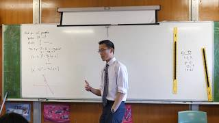 Finding Parabola Given Vertex, Direction & Tangent (1 of 2: Introduction)