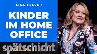 Lisa Feller: Erziehungstipps fürs Home Office
