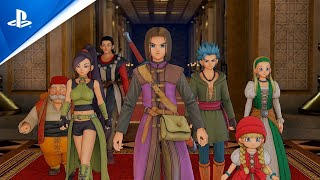 Dragon Quest XI S: Echoes of an Elusive Age - Definitive Edition | TGS 2020 Trailer | PS4