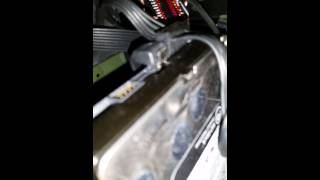 Hard drive making weird noise when downloading