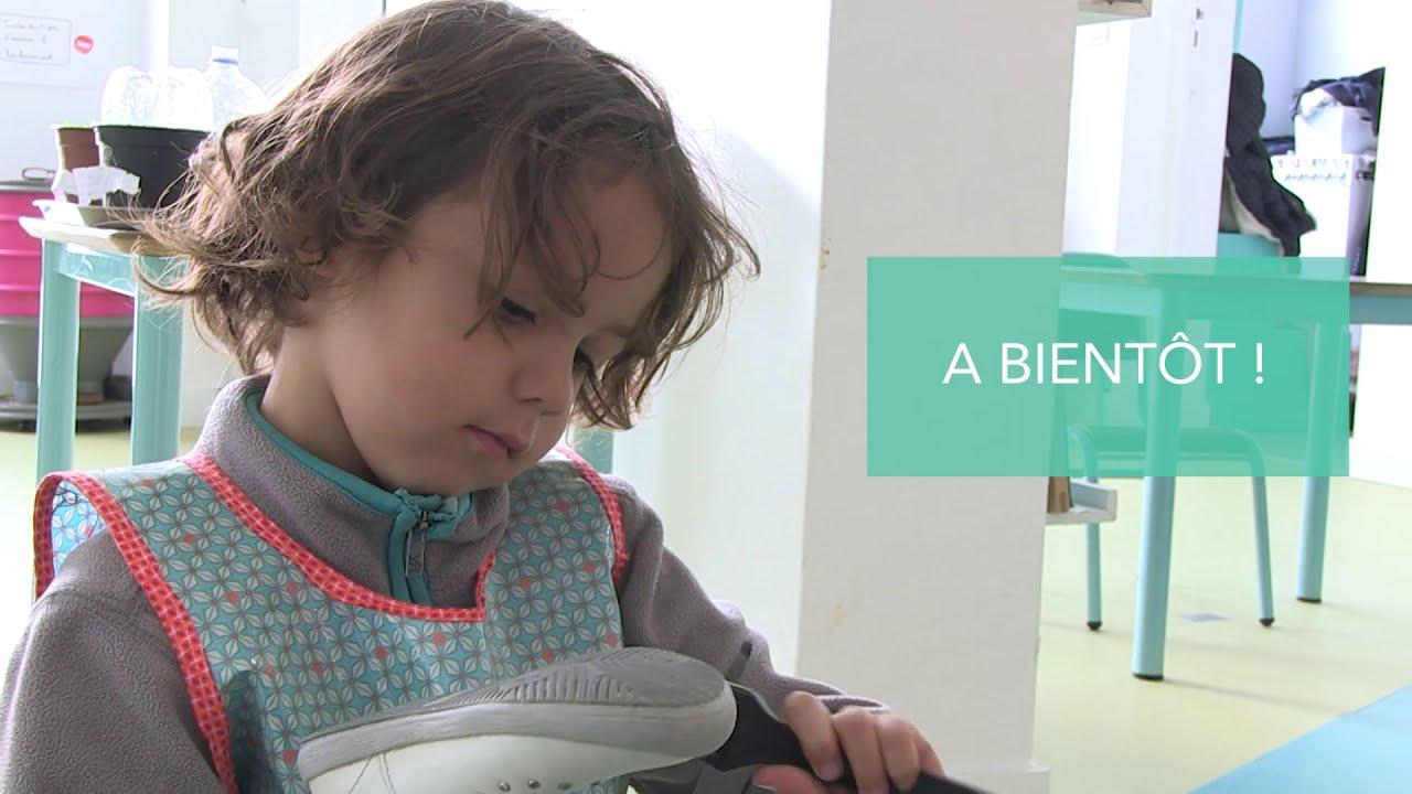 Réunion de présentation de l'école bilingue Montessori Jeunes Pousses Paris 19