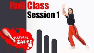 Dance - RnB Choreo Part 1 mit Jäz - Cultural Sauce