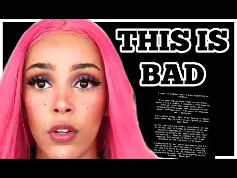 DOJA CAT OFFICIALLY SPEAKS OUT! WHEW!