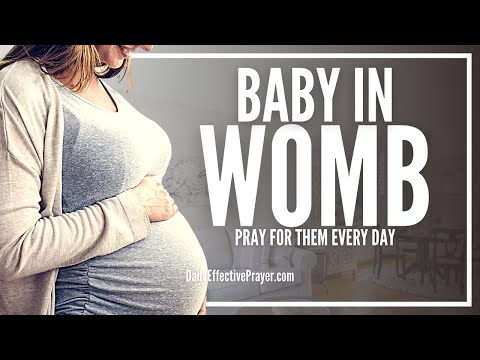 Prayer For Baby In Womb - Pray For Baby In Womb Right Now
