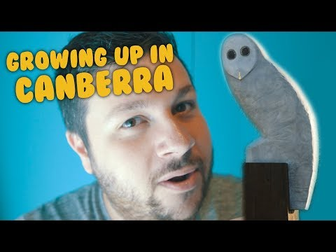 Growing Up In Canberra