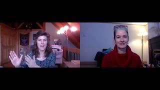 Heart to Heart with Thessa Sophia on Stillness & Meditation as Woman