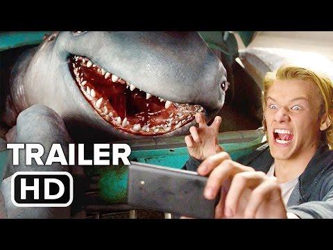 MONSTER TRUCKS Official Trailer (2017) Adventure Movie HD