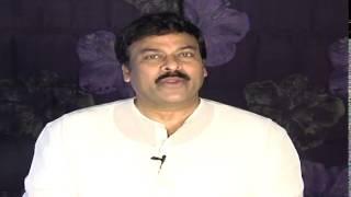 Actor Chiranjeevi on