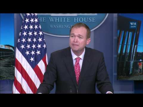 5/2/17: White House Press Briefing
