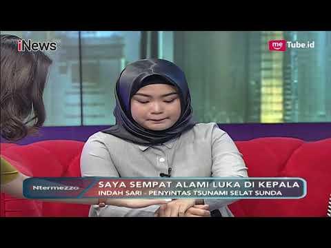 Korban Selamat Tsunami Selat Sunda Badannya Penuh Luka Part 3 - iNtermezzo 28/12