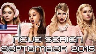 Neue Serien September 2015: Gotham, Scream Queens, Heroes: Reborn uvm. | Serienplaner International