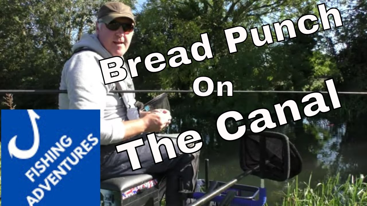 Bread Punch Fishing in Autumn on the Pocklington Canal