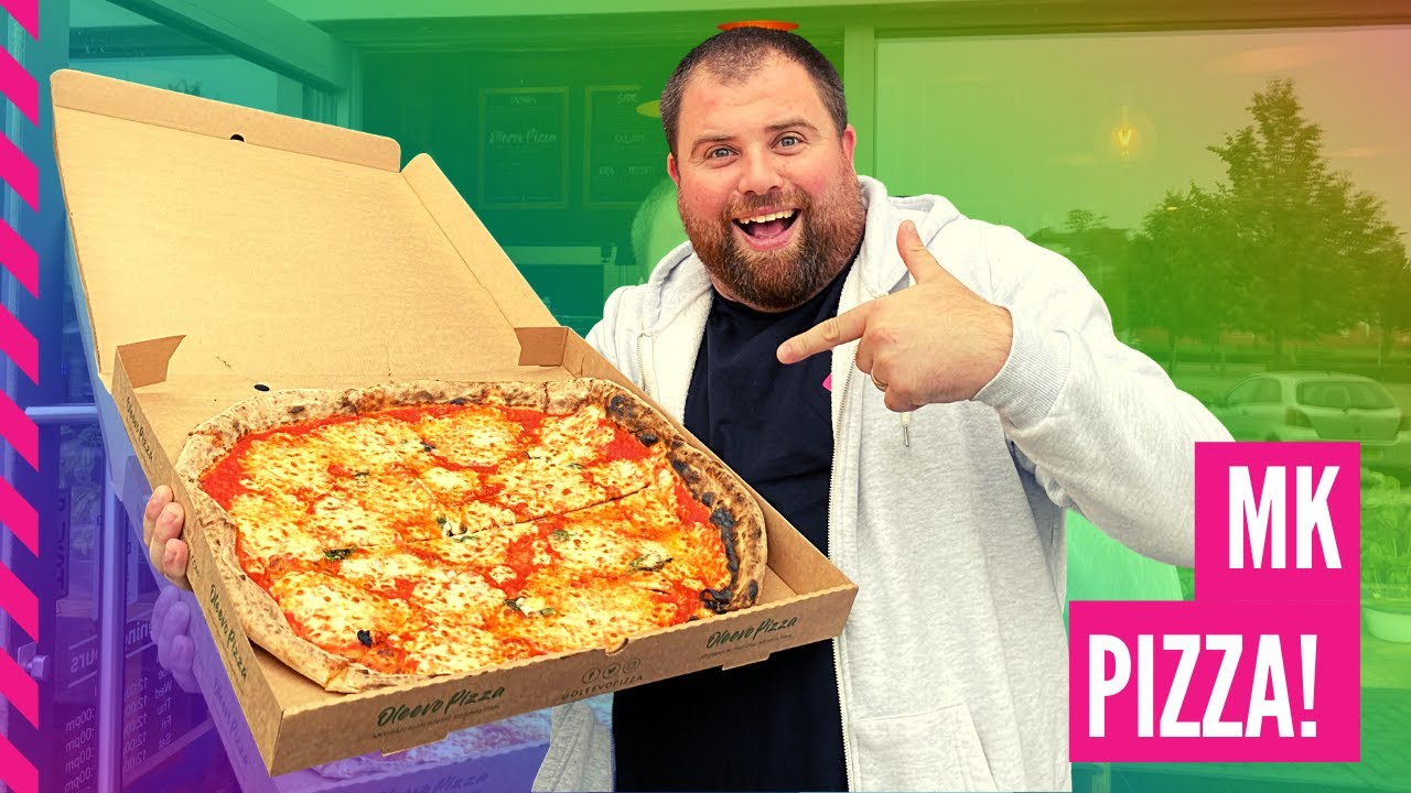 18 INCH PIZZA REVIEW!
