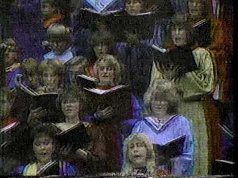 1984 Iowa AllState Music Festival