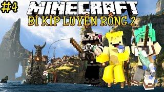 Oops Club Minecraft Bí Kíp Luyện Rồng 2 - Tập 4: CUỘC THI CÂU CÁ