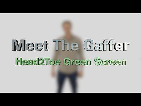 Meet The Gaffer #89: Head To Toe Green Screen