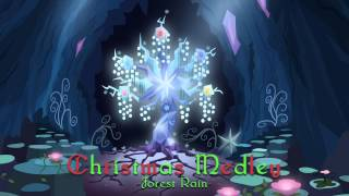 Christmas Medley (Forest Rain ft. Cyril the Wolf, Decibelle, Midnight Rain, and Nowacking!)
