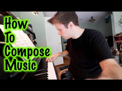 How to Write and Compose Music