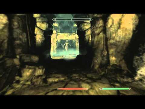 [SKYRIM] Puzzle Guide - Pilgrim's Path & Returning the Skeleton Key