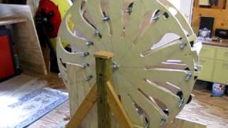 Preston Stroud - Abeling Gravity Wheel Replication Update 26-June-2010.MOV