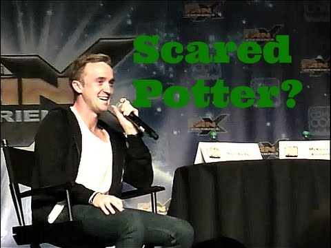 Tom Felton (Draco Malfoy) @ Salt Lake City Comic Con FanX (Utah) Part 1