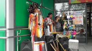 Красивая индейская музыка