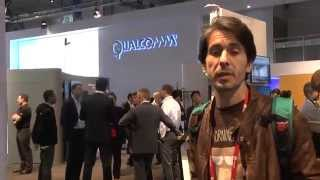 Qualcomm a MWC 2015: video tour dello stand da HDblog.it