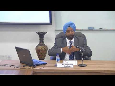 Maritime Security Challenges in the Indo-Pacific - Part 1 (28 Sep 2015)
