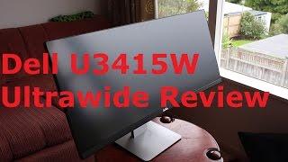 Dell UltraSharp U3415W Ultrawide Full Review