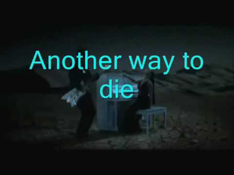 Disturbed - Another Way To Die [Official Music Video ...