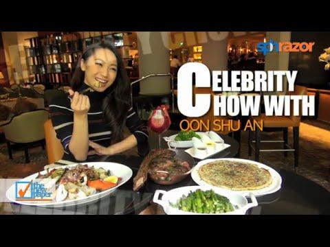 Celebrity Chow  Oon Shu An