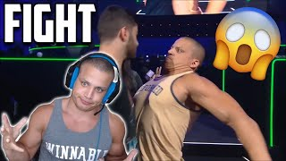 tYLER1 ON HIS FIGHT WITH YASSUO