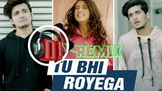 Tu Bhi Royega 💔💔New Hindi Dj Remix 2020💕💕Tik Tok Viral Song✔️✔️Bhavin,Sameeksha,Vishal❣️Dj Raaj