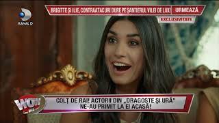 "WOWBIZ (10.05.2018) - Actorii din ""Dragoste si ura"" ne-au primit la ei acasa! EXCLUSIVITATE!"
