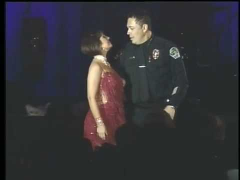 Police Chief Art Acevedo - Dancing with the Austin Stars - Austin 2008