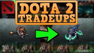 DOTA 2 Trade-ups | Are They Profitable?