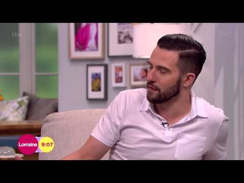 Micael Parr On His American Family | Lorraine