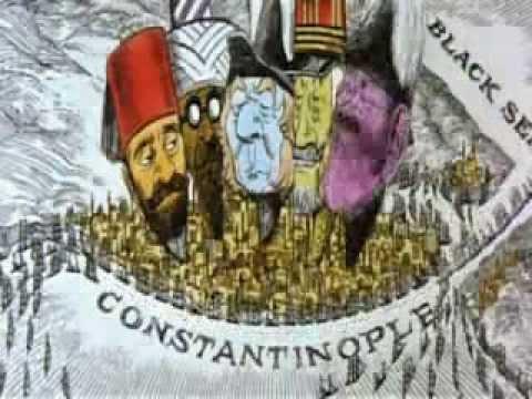 Crimean War Cartoon