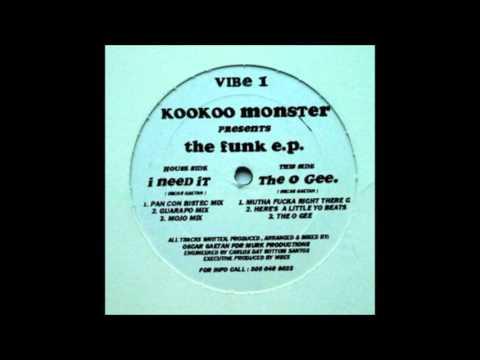Kookoo Monster - The Funk E.P. - I Need It (Pan Con Bistec Mix)