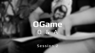 OGame Q&A Session II - Part 3