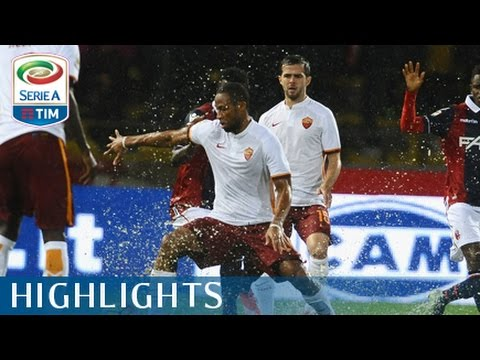 Bologna - Roma 2-2 - Highlights - Matchday 13 - Serie A TIM 2015/16