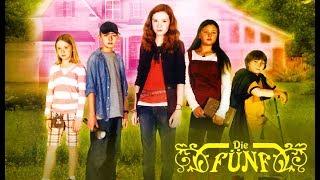 Die Fünf (Abenteuer, Familienfilm auf Deutsch, ganzer Film in voller Länge)