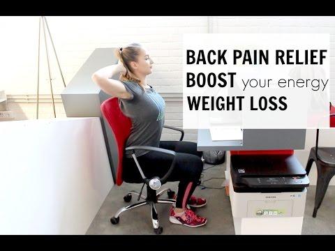 Office workout - Γυμναστική στο γραφείο | Ioanna Samara