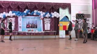 Ученики кружка русского языка