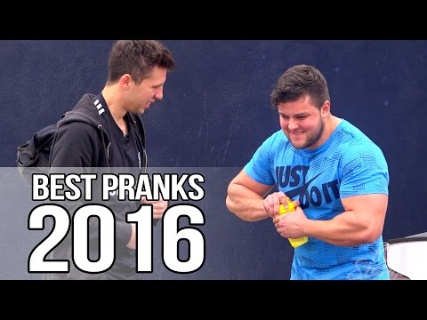 BEST PRANKS OF 2018!  (The Royal Stampede)