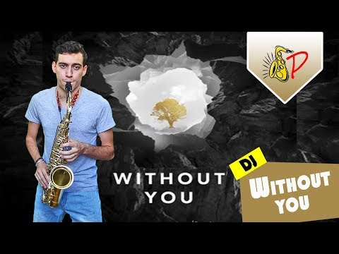 Without You - Avicii ft. Sebastian Cavazza (by SaxPinelin) Sax Cover