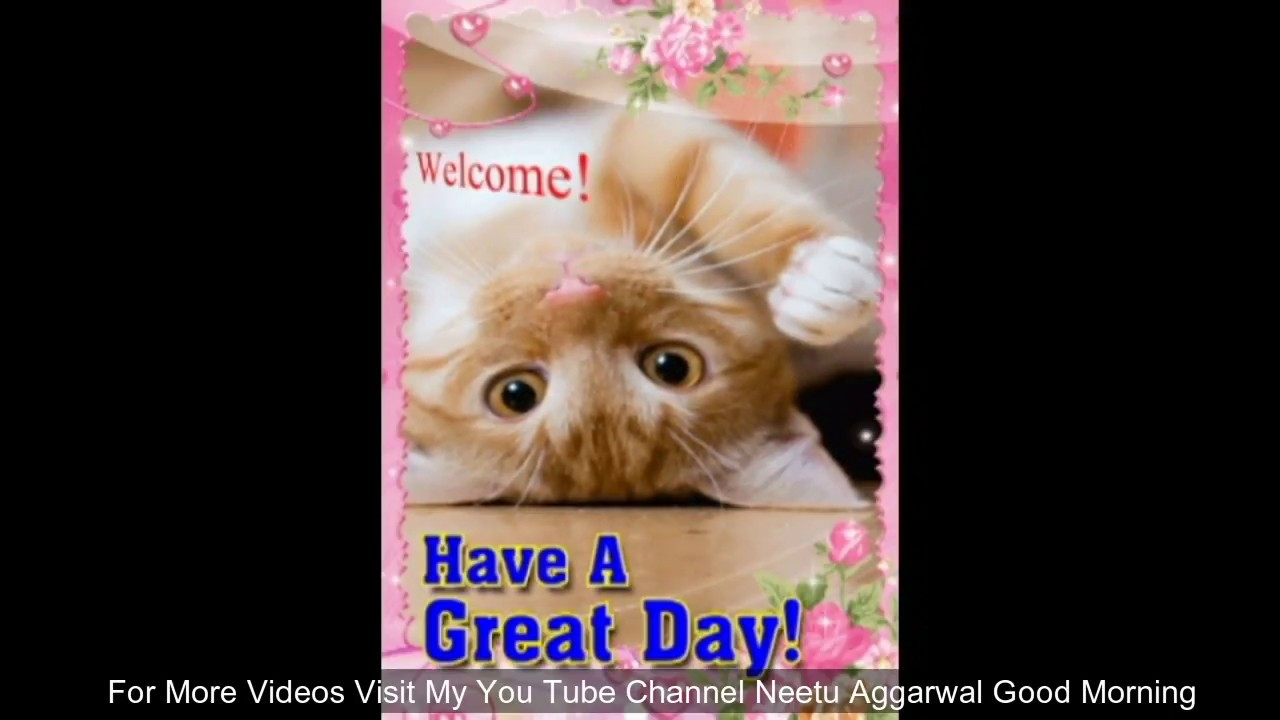 Good Morninghave A Nice Daygood Daybeautiful Daylovely Day