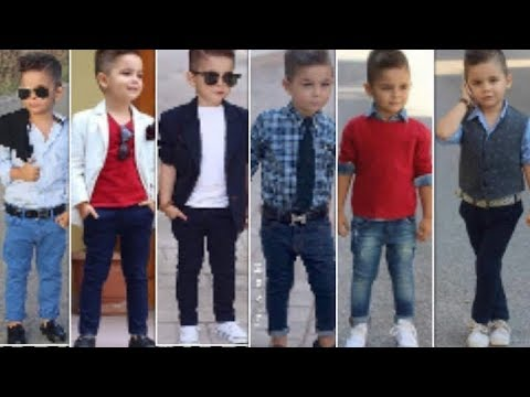 [VIDEO] - Best Casual & Semi-Formal Outfits for Kids | The Daily LifeStyle 2